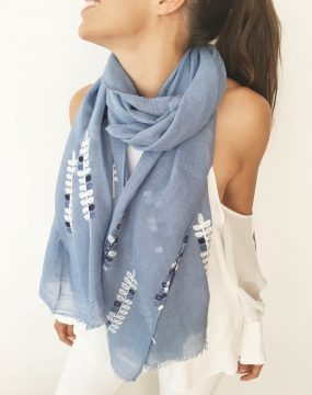 Women's scarf autumn