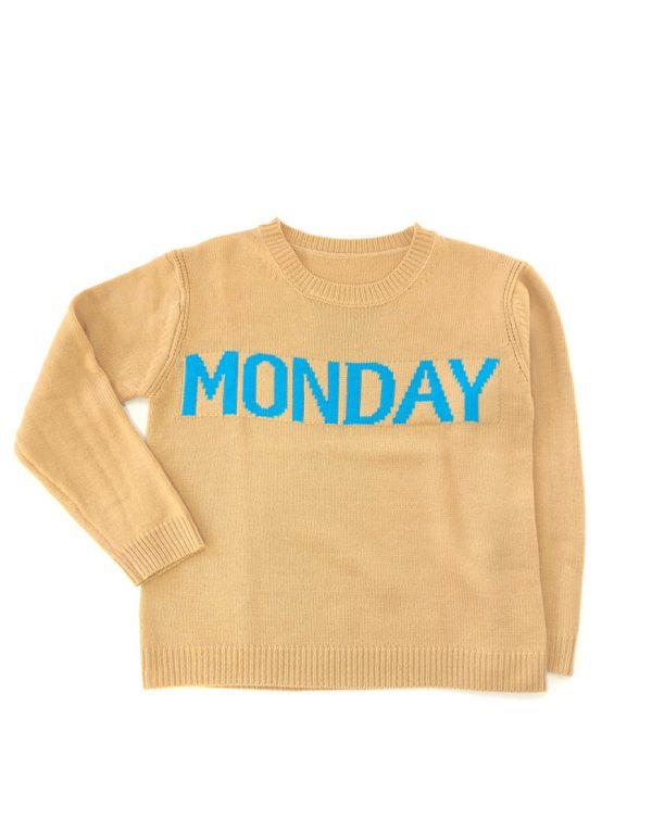 Monday sweater