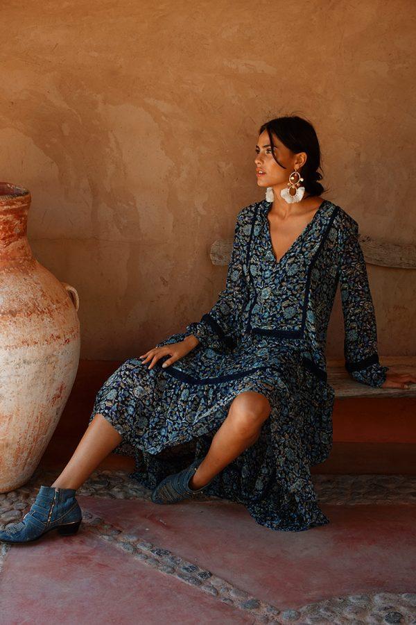 Miss June Maxi Dress Anna