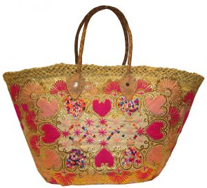BEACH BAG SEQUINS