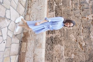 Blusenkleid Fabienne