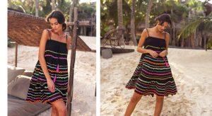 Kleid und Rock in einem